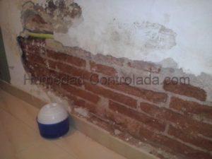 3 metodos para eliminar la humedad de capilaridad quitar la humedad - Quitar humedad pared ...