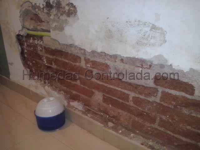 3 metodos para eliminar la humedad de capilaridad quitar - Como quitar la humedad de la pared ...
