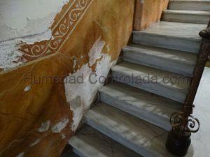 Quitar la humedad de las paredes la humedad de capilaridad - Como quitar las manchas de humedad de las paredes ...