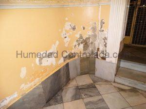 Humedad por capilaridad en paredes y pavimentos soluciones - Humedad en casa soluciones ...