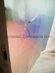 condensaciones y moho