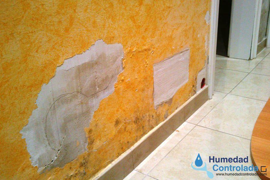 Humedad por capilaridad en paredes y pavimentos soluciones - Humedad en pared ...