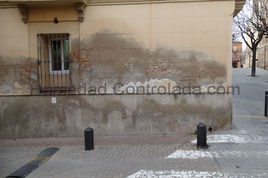 Humedad por capilaridad humedad de cimientos soluciones - Problemas de condensacion ...